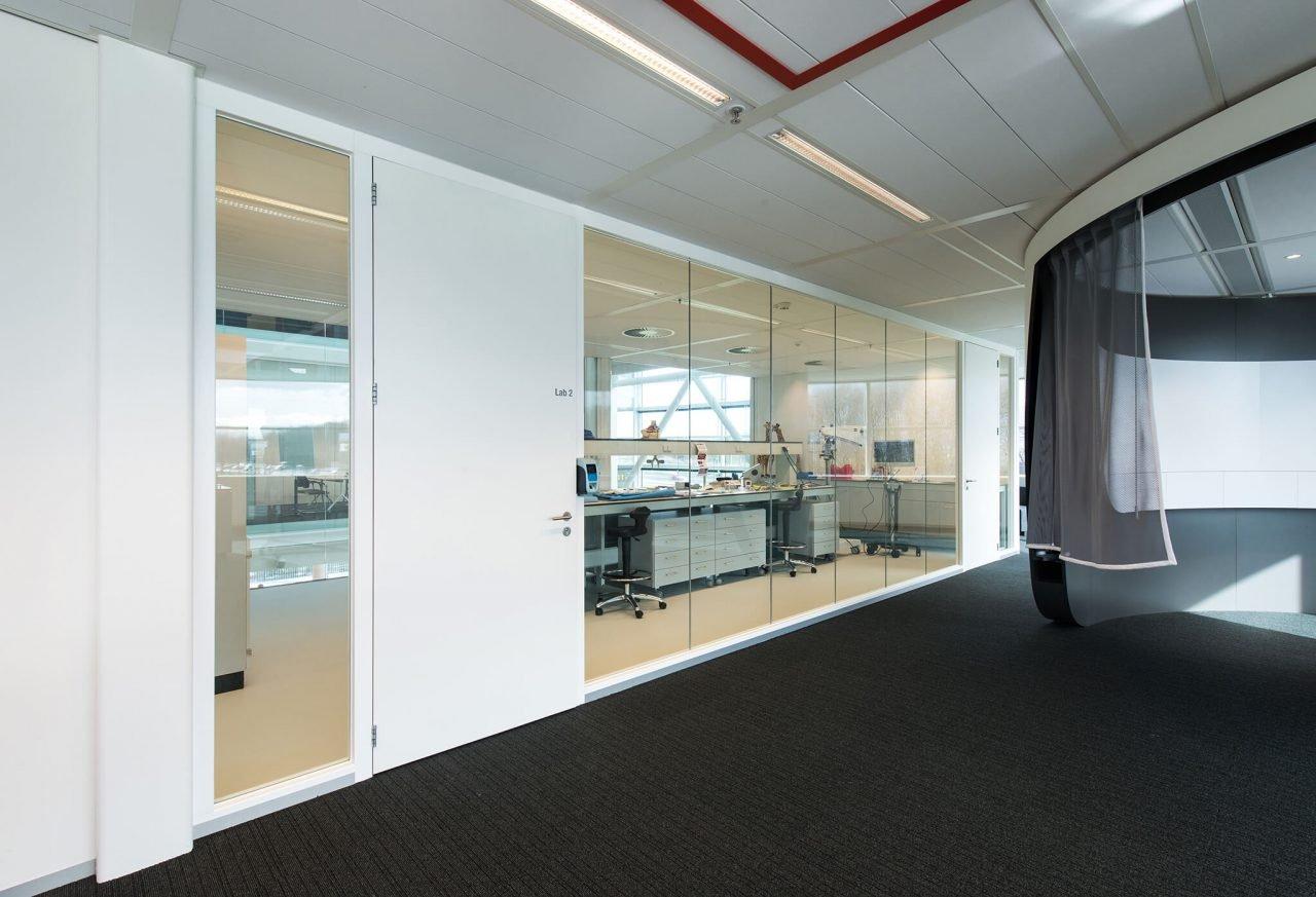 3M Delft ESD Systeemwanden