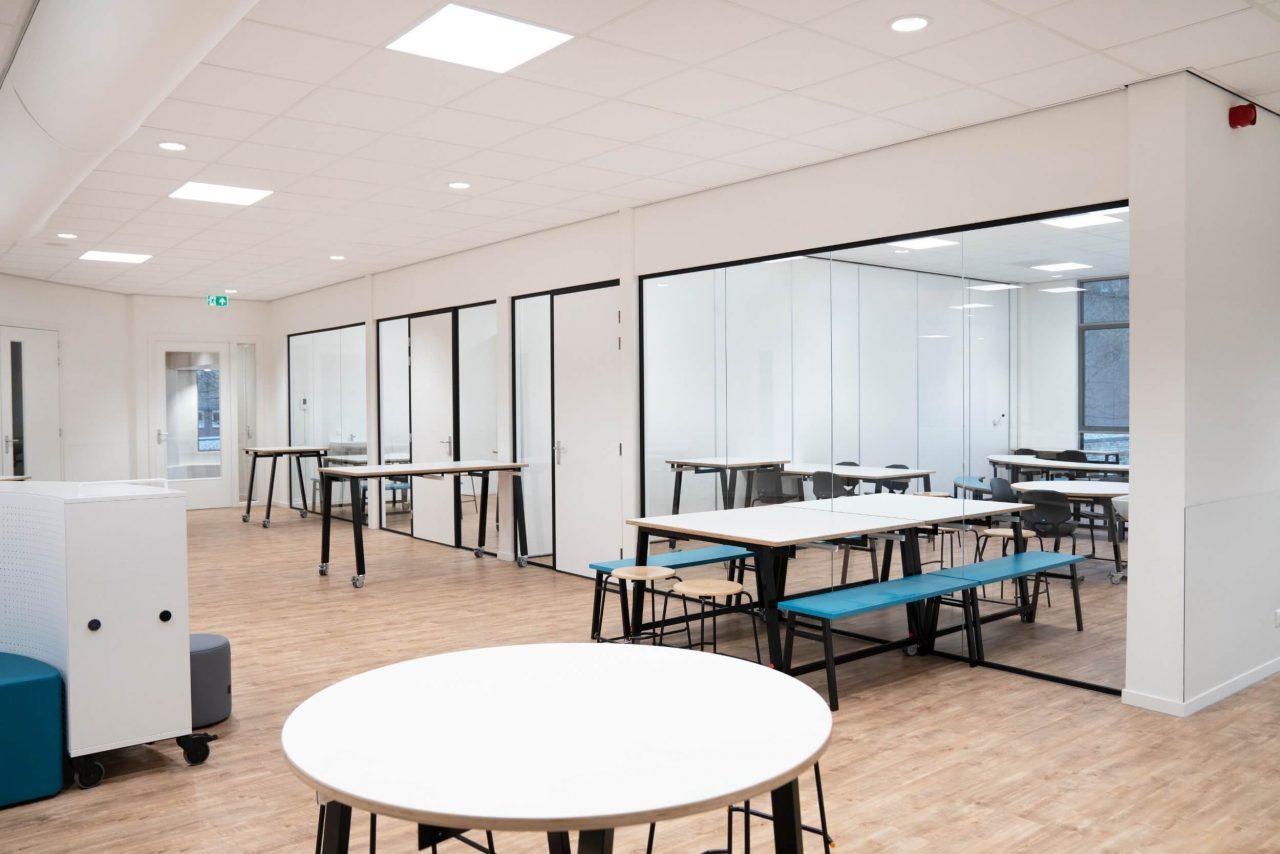 Kindcentrum IKC ZieZo Maastricht ESD Systeemwanden